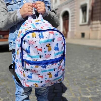 Рюкзак детский Light Собачки RDL_20A024_SI