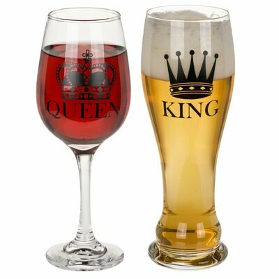 Набор бокалов Beer & Wine IMP_71