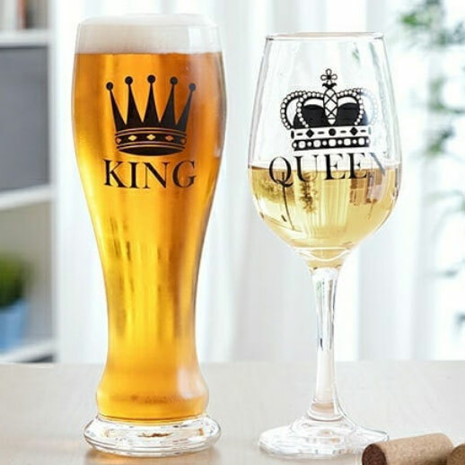 Набор бокалов Beer & Wine