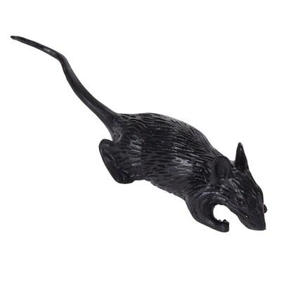 Набор крыс (черные, 6 шт) IMP_HL_14_3