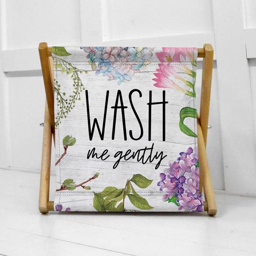 Складная корзина для хранения Wash me gently