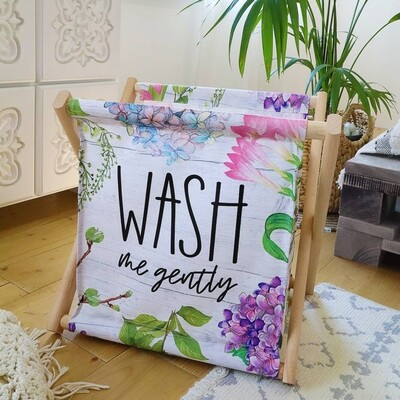 Складная корзина для хранения Wash me gently KOR_21S014