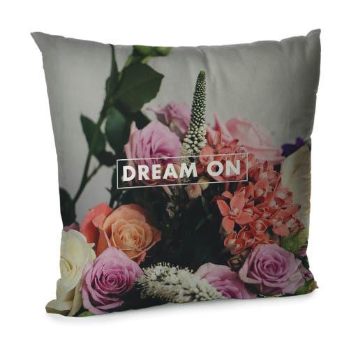 Подушка для дивана 45х45 см Dream on
