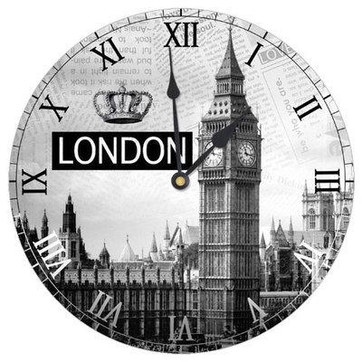 Часы настенные круглые, 36 см Биг Бэн CHR_K_15M025