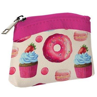 Кошелёк детский KID Розовые пироженки EDKSH_ILI025_ROZ