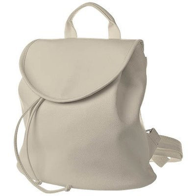 Рюкзак женский кожзам Mod MINI, цвет слоновая кость MMN1_SBR