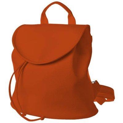 Рюкзак женский кожзам Mod MINI, цвет морковный MMN1_MR