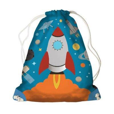 Рюкзак-мешок MINI Ракета DRM_UNI009_GOL