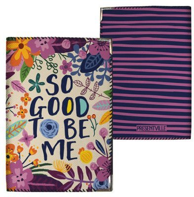 Обложка на паспорт So good to be me PD_FFL008_BL