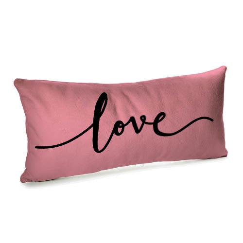 Подушка для дивана 50х24 см Love