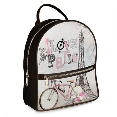 Городской женский рюкзак Париж ERK_CLF007_TBR