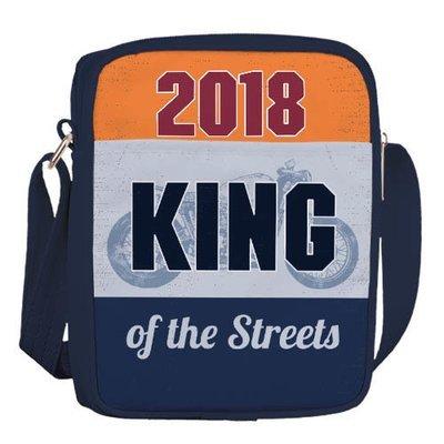 Сумка для подростков Junior boy King of the streets SDB_18A016_TSI