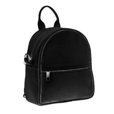 Маленький рюкзак-сумка Rainbow, цвет черный ERR_BL