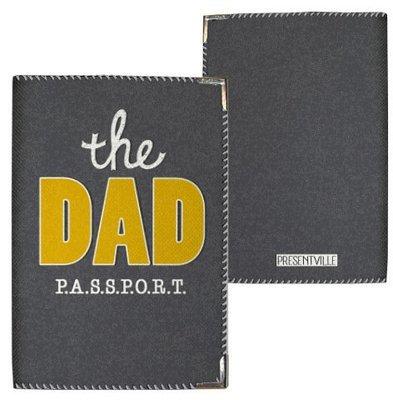 Обложка на паспорт The Dad passport PD_URB033_SE