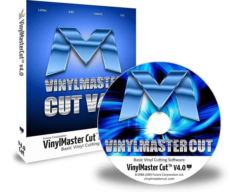 VinylMaster Cut – Vinyl Cutter Software Basic