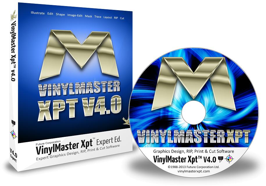 VinylMaster Software – V4 Expert Edition