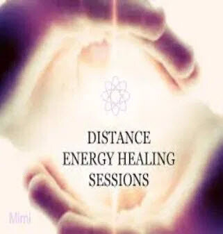90 Min Remote (Distance) Energy Healing Session