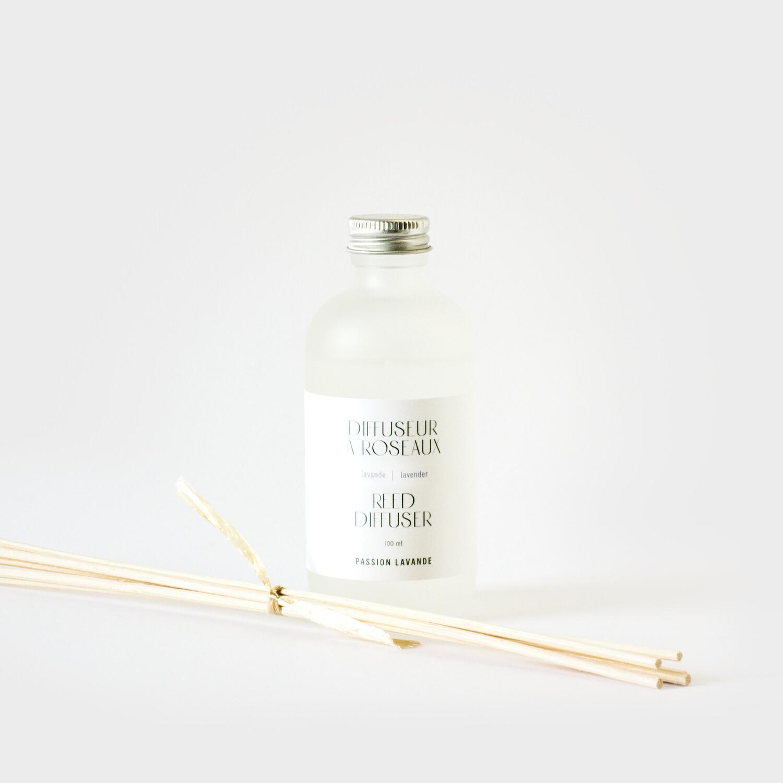 Diffuseur à roseaux (choix d'odeurs)