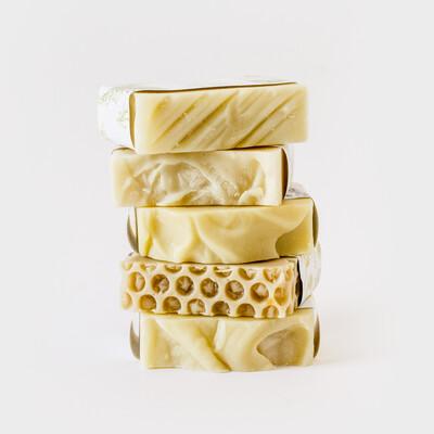 Savon artisanal (choix d'odeurs)