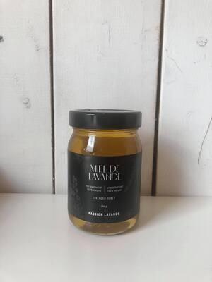 Miel d'automne (lavande et tournesol)