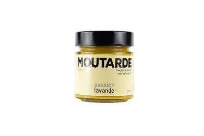 Moutarde miel & lavande