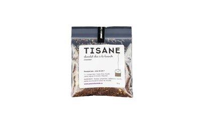 Tisane chocolat chaï à la lavande