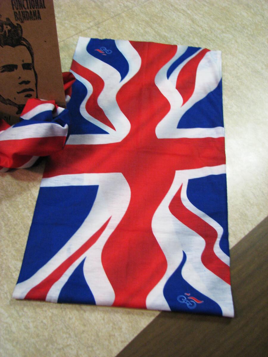 Union Jack - Headz Up Multi-Functional Bandana