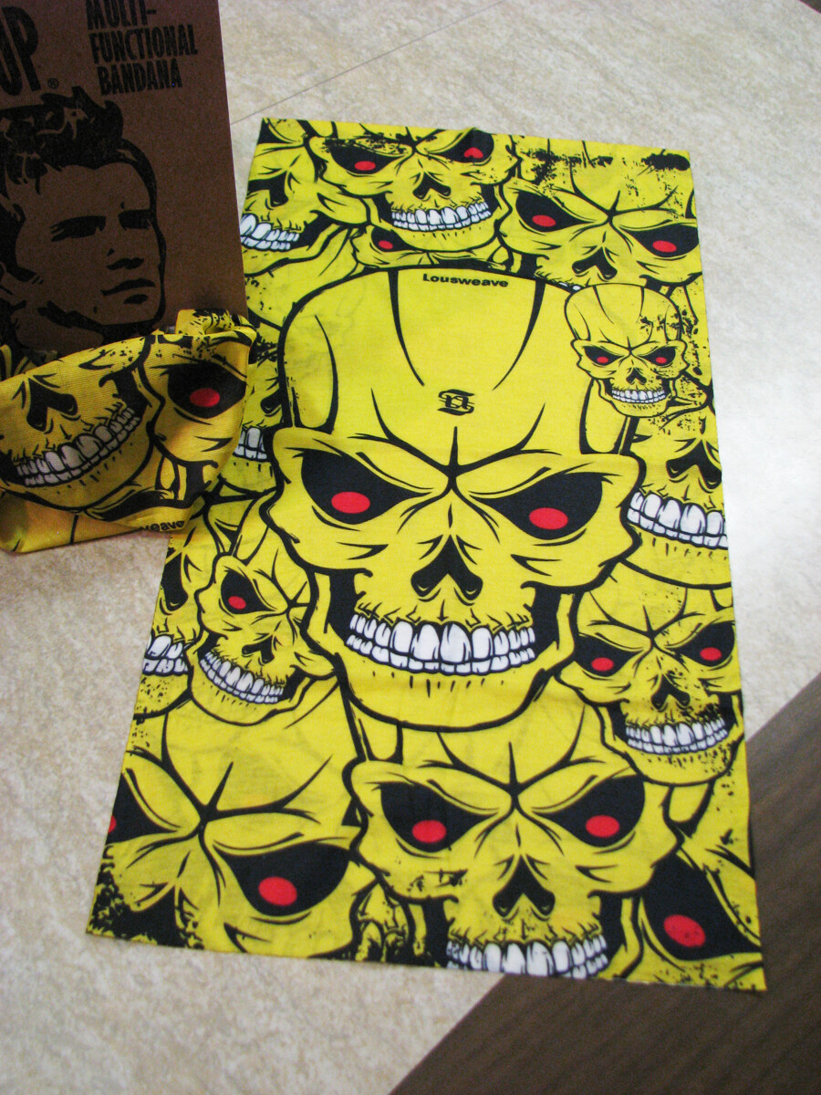 Skullz - Headz Up Multi-Functional Bandana