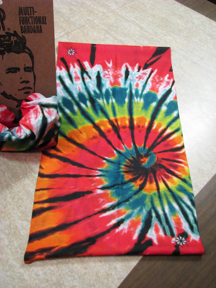 Hippy Trippy - Headz Up Multi-Functional Bandana