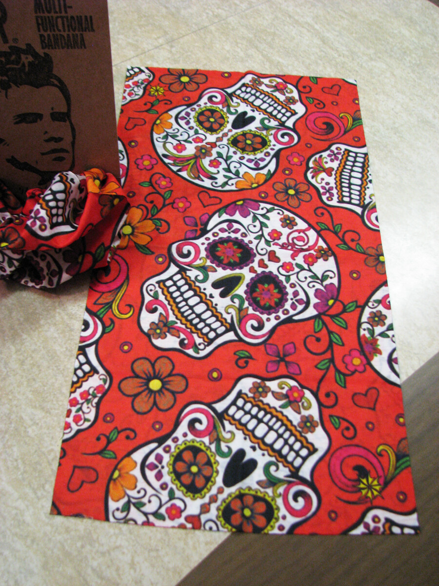 Day of the Dead - Headz Up Multi-Functional Bandana