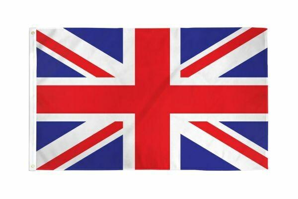 FLAG UNITED KINGDOM NATIONAL 3X5FT