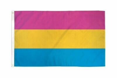 FLAG PANSEXUAL 3X5FT