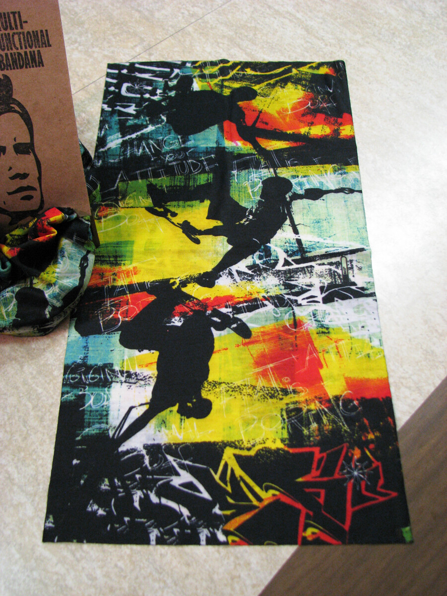 Airwalk - Headz Up Multi-Functional Bandana