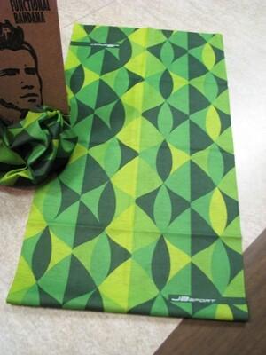 Green Geo - Haedz Up Multi-Functional Bandana