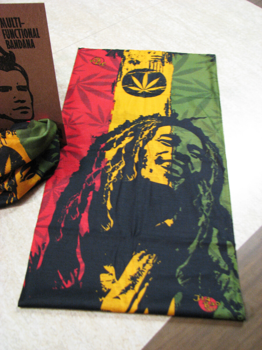 Mellow Marley - Headz Up Multi-Functional Bandana