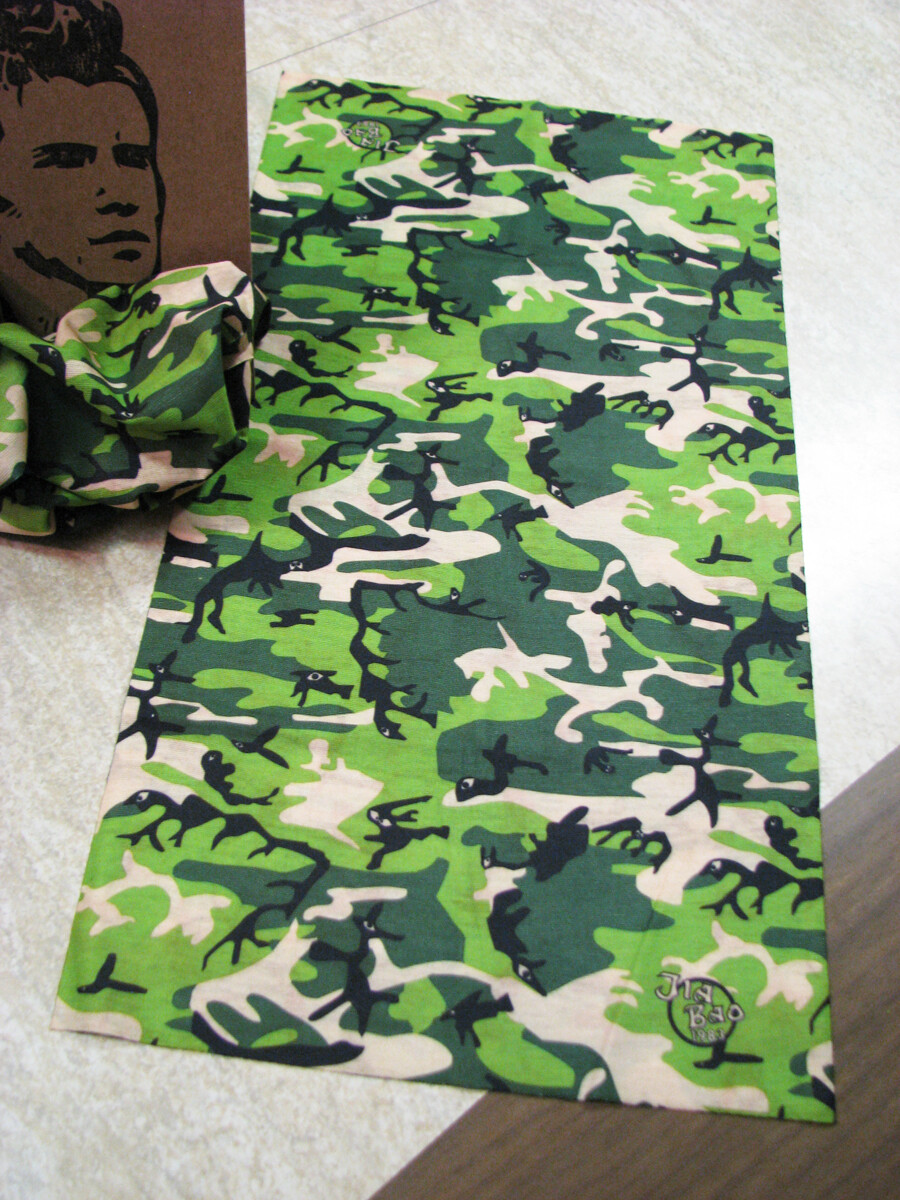 Camo Forest - Headz Up Multi-Functional Bandana