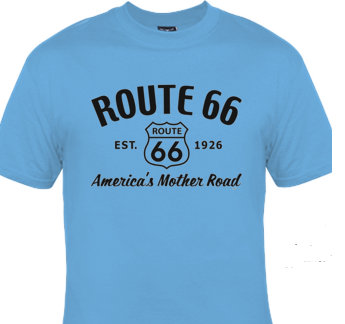 Route 66 Mother Road T-Shirt