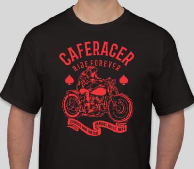 Cafe Racer Forever T-Shirt