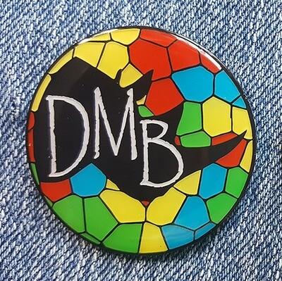 DMB Rhino Pin - Mandela Variant LE100