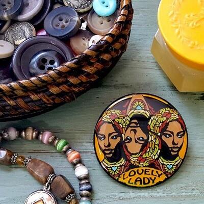 DMB Lovely Lady - Serengeti Sun Variant LE30