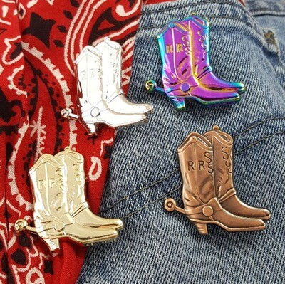 Pigpen Start Walkin' Pin Set - All 4 Variants