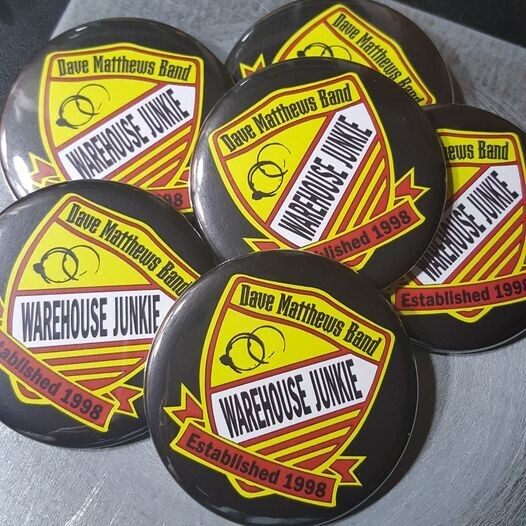 DMB Shield - Warehouse Junkie