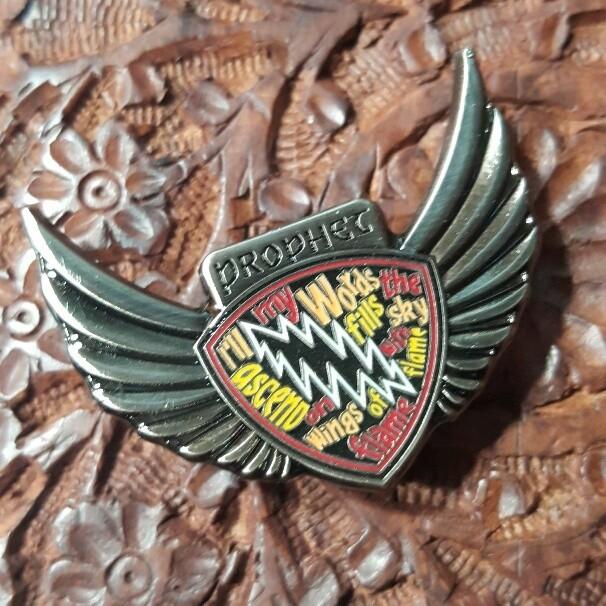 Prophet Wings Pin - LE30