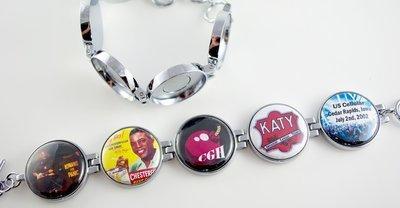 Artclix WP Mikey's Last Show Bracelet Bundle