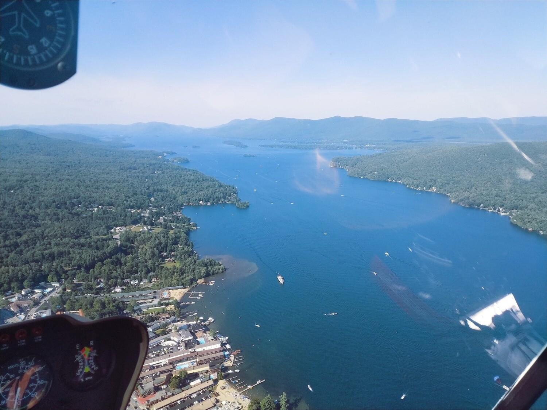 Lake George Tour