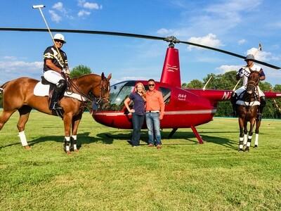 Saratoga Private Helicopter Tour