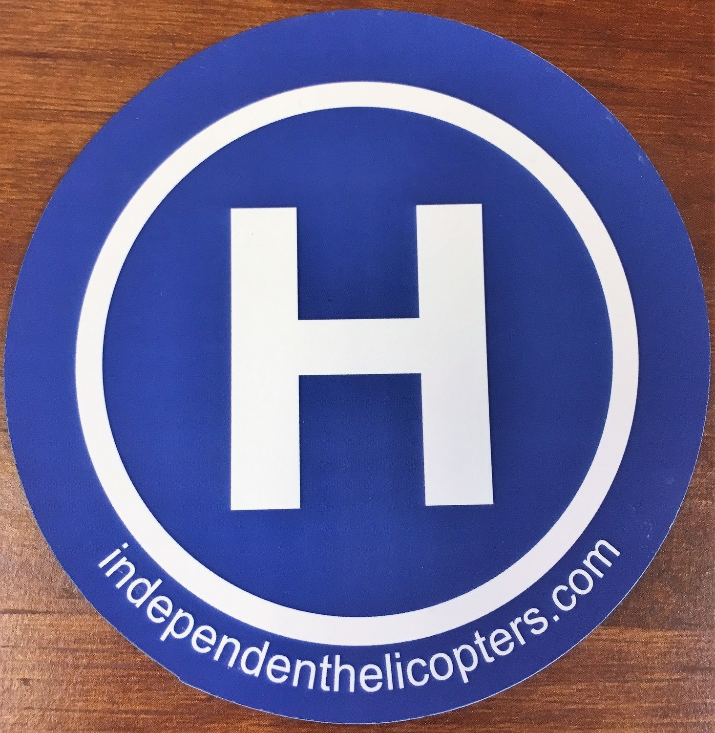 IH Car Magnet