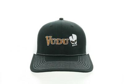 VUDU TRUCKER CAP - BLACK