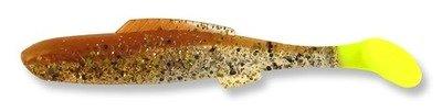 133 Egret Bayou Chub Minnow Copperhead/Chart Tail 3.5 inch (8/pk)