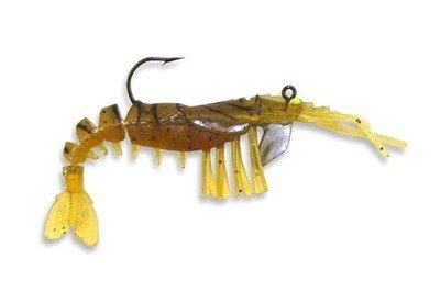 07 Vudu Shrimp Rootbeer 3.25 inch 1/4 oz (2pk)